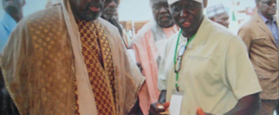 ABC successful exhibit in the 2015 Dakar, Senegal Ag Fair